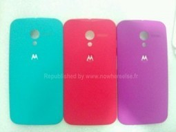 Moto X : Quelques unes de ses couleurs révélées | MotoX | Scoop.it