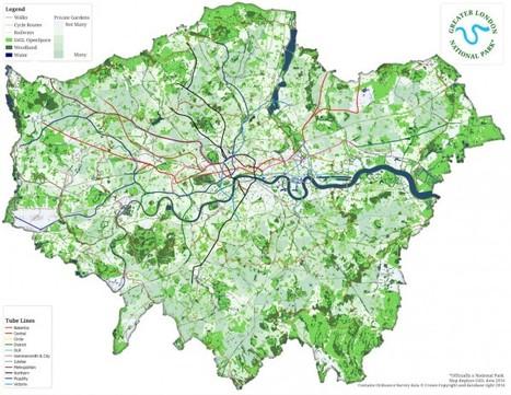 Londra parco nazionale? | Il mondo che vorrei | Scoop.it