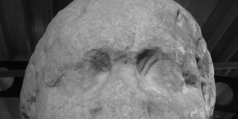 'Bosham Head' Mystery Solved? Ancient Stone May Be From Statue Of Roman ... - Huffington Post | Ancient Rome | Scoop.it