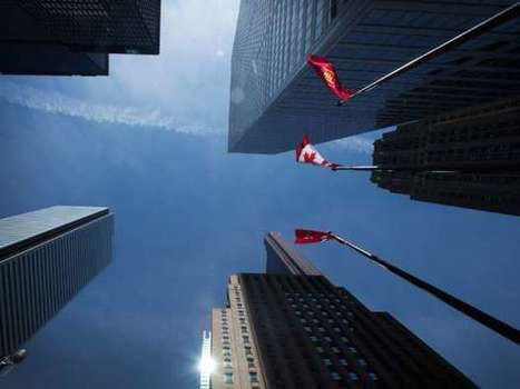 Once touted as world's soundest, Canadian banks are falling behind global peers on a key strength gauge | Nova Scotia Real Estate Investing | Scoop.it