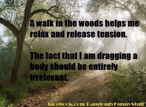 Walking in the Woods   Ziccer - ezt ne hagyd ki!   Scoop.it