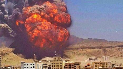 Vídeo: Mueren 18 civiles en ataque aéreo saudí a capital yemení -  - HispanTV.com | Global politics | Scoop.it