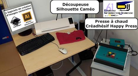 Médiation numérique ornaise: Des fablab à côté de chez vous ! | Médiations numérique | Scoop.it