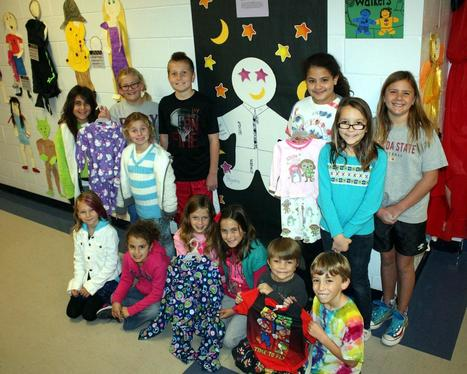 Doby Elementary gifted students support annual pajama collection - Tbo.com | Gifted people | Scoop.it