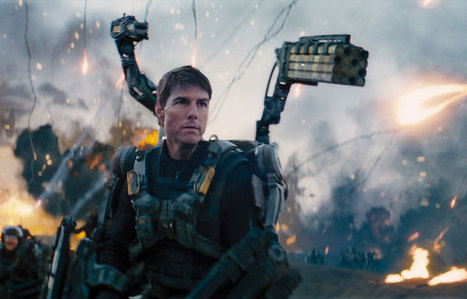 "[Review] Tom Cruise s'en va-t-en guerre, la critique du film ""Edge of tomorrow"" - leJDD.fr 