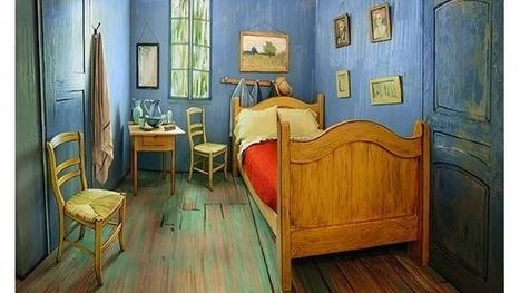 Dormir dans la chambre de Van Gogh pour 10dollars | Connaissance des Arts | Arts et FLE | Scoop.it