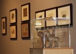 Animals inhabit Faulconer Gallery | Animals R Us | Scoop.it