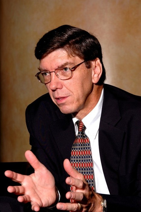 Clayton Christensen: Why online education is ready for disruption, now. | Trends, consumer insights & education | Scoop.it