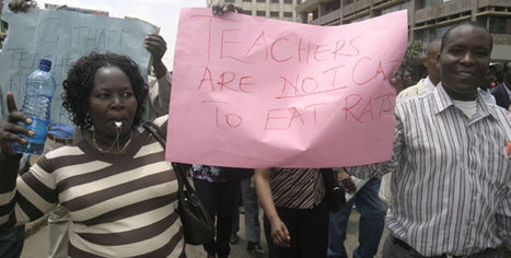 Court seeks solution to teachers' strike   Kenya School Report - 21st Century Learning and Teaching   Scoop.it