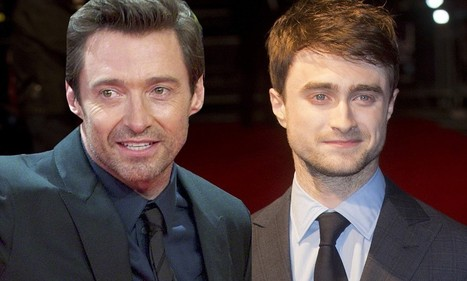 Daniel Radcliffe and Hugh Jackman set to woo crowds in new Broadway ... - Daily Mail | My life | Scoop.it