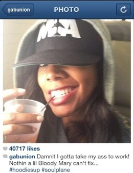 Rhymes with Snitch | Entertainment News | Celebrity Gossip: Gabrielle Union Sends a Message | GetAtMe | Scoop.it