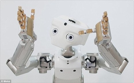 RoboBrain¿ to power millions of machines around the world - Daily Mail | mind servers | Scoop.it