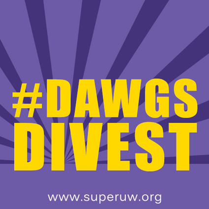 Support UW Divestment | human rights for Palestine | Scoop.it