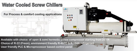 Chiller,Industrial Chillers Manufacturers India,Industrial Chillers | tsoftseo | Scoop.it