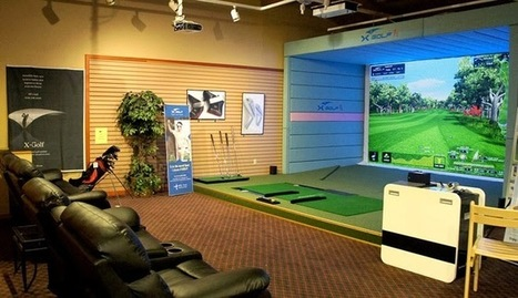 The Ultimate Golf Simulators Buyers Guid | andre69tg | Scoop.it