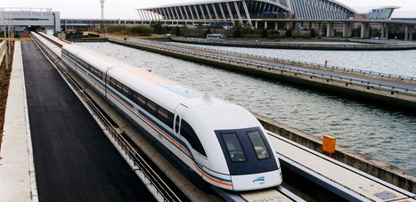 Can magnetically levitating trains run at 3,000km/h? | Sustain Our Earth | Scoop.it