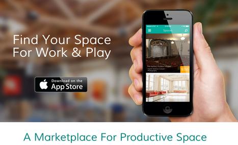 @peerspaceapp - Find Your Space For Work & Play | Emerging Digital Workflows [ @zbutcher ] | Scoop.it