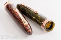 Hands-On: The Omas Ogiva Vintage Celluloid Fountain Pen Review | Writing instruments | Scoop.it