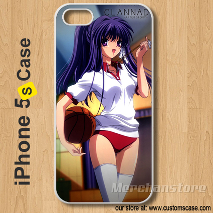 Clannad After Story Custom iPhone 5s Case Cover | Merchanstore - Accessories on ArtFire | Custom iPhone 5s Case Cover | Scoop.it