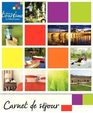 Les Éditions 2016 de l'office de tourisme du Châtelleraudais | A découvrir dans le Pays Châtelleraudais | Scoop.it