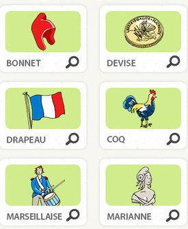 Connais-tu les symboles de la République ? | FLE enfants | Scoop.it