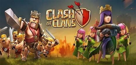 Récupérer ou effacer village Clash Of Clans sur Facebook? | Astuces sur Facebbook | Scoop.it