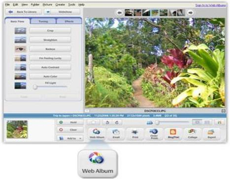 Top 10 Free Photo Management Tools | Time to Learn | Scoop.it