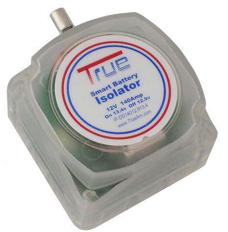 Smart Batter Isolator | Best Dual Battery Isolator Switch | Low Voltage| True Amalgamated, Inc. | UTV Battery Isolator Kit | Scoop.it