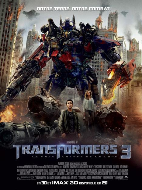 Programme TV ce soir : Transformers 3, La vérité si je mens ! 2 ou ... - 24matins | transformers | Scoop.it
