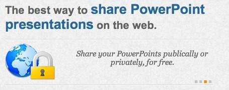 PowerPoint Presentations Online - Upload and Share on authorSTREAM | IKT och iPad i undervisningen | Scoop.it