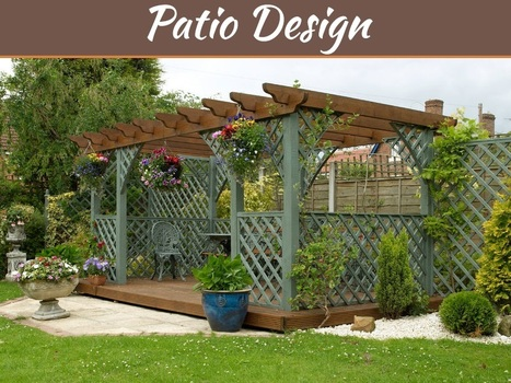 Meet The Pergola Your New Hot Weather Hideout | MyDecorative | Scoop.it