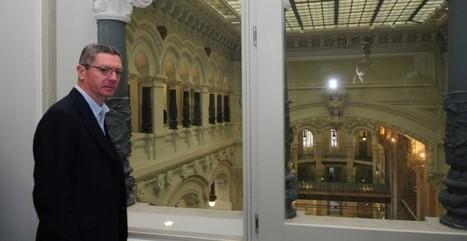 El despacho más grande de Madrid se convierte en biblioteca pública | INFORMACIÓN-DOCUMENTACIÓN unileon | Scoop.it