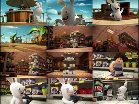 Rabbids Invasion Season 1, Episode 10 – Music Rabbid / Wake Up, Rabbids! / Get in Line, Rabbids! | Daily TV-Shows for You | My Media | Scoop.it