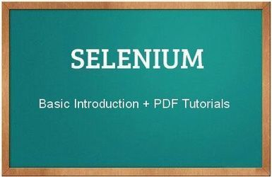 Selenium Testing Tutorials | TestingBrain | Interview Questions And Answers | Scoop.it