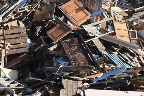 Extramuros : créer du mobilier à partir de matériaux de récupération   Efficycle   Scoop.it
