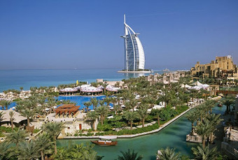 Dubai, the Middle Eastern city that does fun with a capital F ~ Interesting Facts You Should Know   Every Thing Around the World   Scoop.it