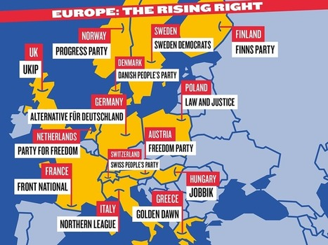 Europe's right turn alarms political elites | AP HUMAN GEOGRAPHY DIGITAL  STUDY: MIKE BUSARELLO | Scoop.it