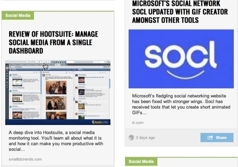 Social Media Tools | Régies publicitaires & SEM | Scoop.it