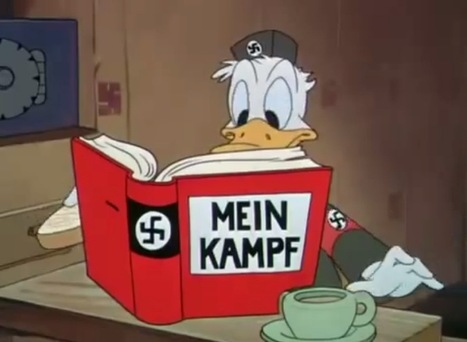That Time Donald Duck was a Nazi | A Cultural History of Advertising | Scoop.it