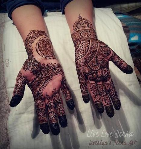 Tweet from @LiveLoveHenna | Cultural Rich Weddings | Scoop.it