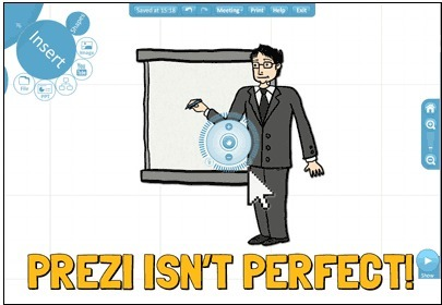 The Pitfalls of Prezi ZOOMING Presentations | Education Technology - theory & practice | Scoop.it