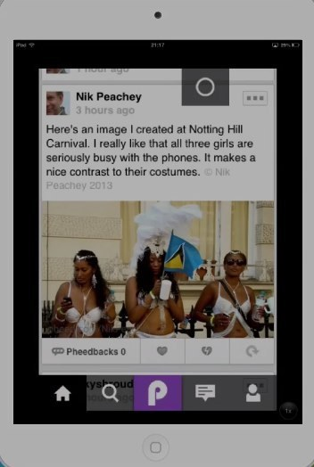 Is Pheed the new Instagram? | hammerbatter | Scoop.it