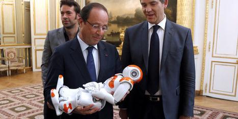 Nao, le robot français star de la télé américaine   Geeks   Scoop.it