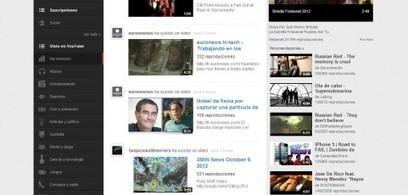 El top 1 000 de los canales de YouTube generan 44 000 interacciones cada semana [Infografía] | Ticonme | Infografias españa | Scoop.it