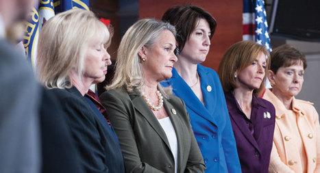 GOP lawmakers rebutting 'war on women' - | Gender, Religion, & Politics | Scoop.it