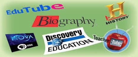 Una colección de 110 sitios con videos y herramientas para educadores | Con visión pedagógica: Recursos para el profesorado. | Scoop.it