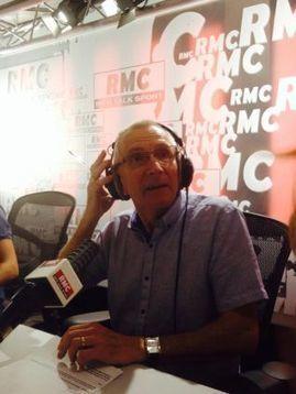 Denis Lemoine, journaliste historique d'RMC, prend sa retraite   Radioscope   Scoop.it