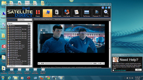 SatelliteDirect HD Movie Channel 2 | Satellite Direct TV Software for PC, Mac & Mobile | Scoop.it