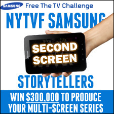 Samsung Offering $300,000 and Distribution Deal for Multi-Screen TV Series | transmedia marketing: storytelling for business, art and education | Scoop.it