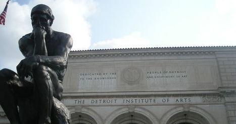 A Detroit, des œuvres d'art hypothéquées ?   Detroit   Scoop.it